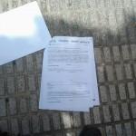 destruccion documentos
